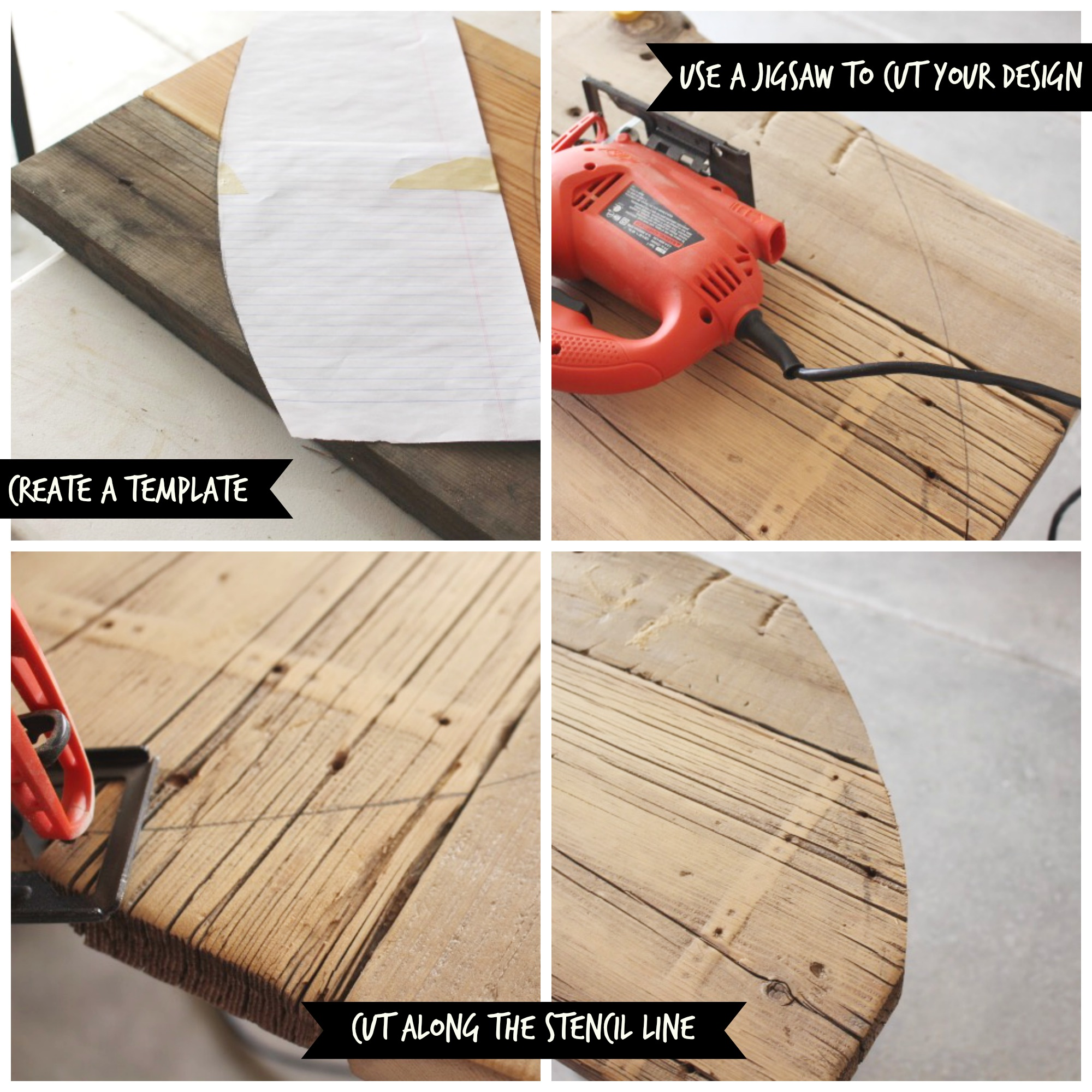 Rustic Sofa Table Rebuilding Recycling and Reclaiming